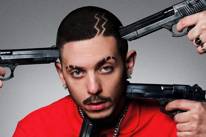 Rapper napoletano Enzo Dog