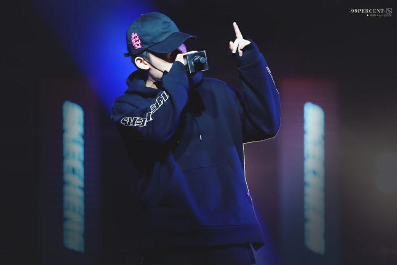 PG One, rapper sotto l'occhio del Partito Comunista cinese.