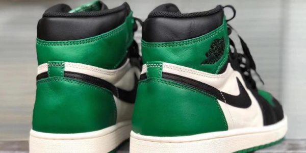Air Jordan 1 ine Green fa il debutto al dettaglio il mese prossimo2