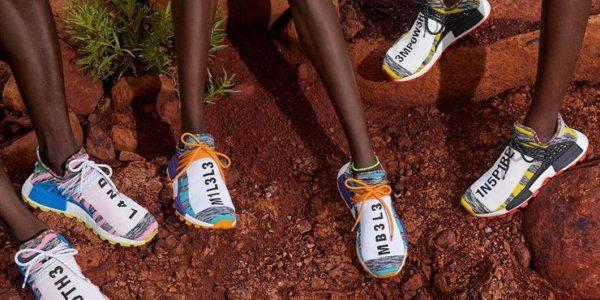 Pharrell x Adidas Presenta la collezione SolarHU Foto ufficiali