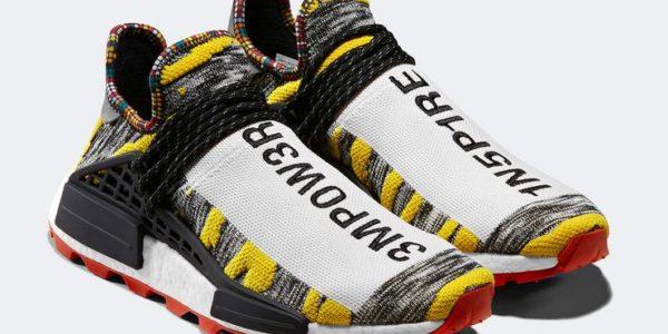 Pharrell x Adidas Presenta la collezione SolarHU Foto ufficiali3