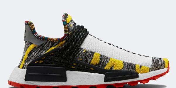 Pharrell x Adidas Presenta la collezione SolarHU Foto ufficiali4