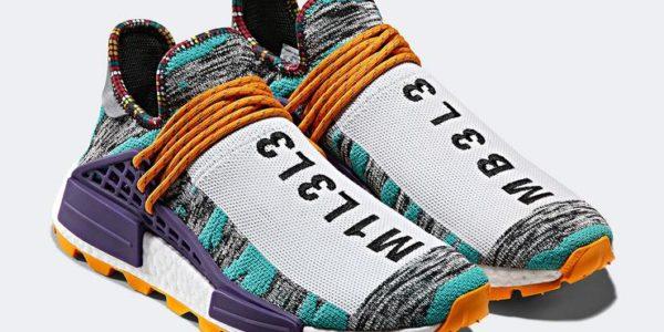 Pharrell x Adidas Presenta la collezione SolarHU Foto ufficiali5