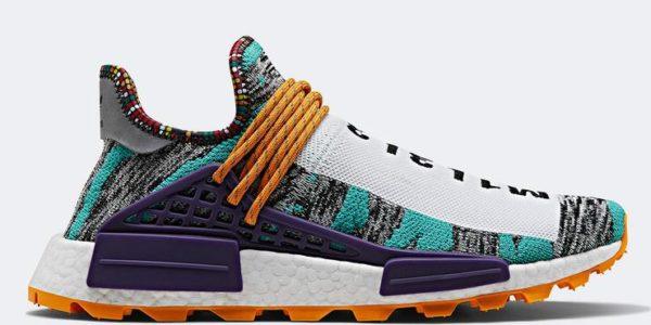 Pharrell x Adidas Presenta la collezione SolarHU Foto ufficiali6