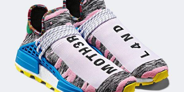 Pharrell x Adidas Presenta la collezione SolarHU Foto ufficiali7