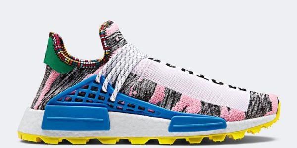 Pharrell x Adidas Presenta la collezione SolarHU Foto ufficiali8