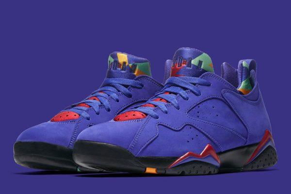 Un trio di Air Jordan 7-2