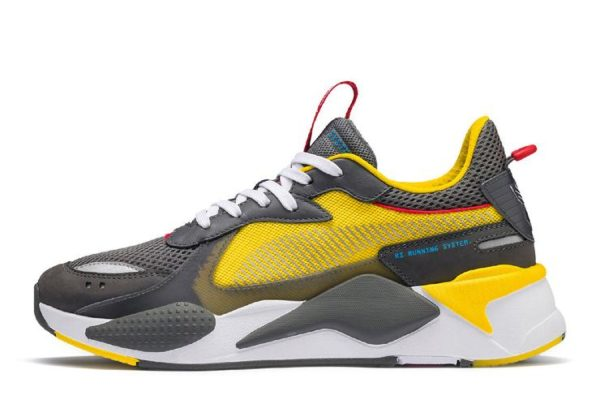 PUMA x Transformers Sneaker Collection