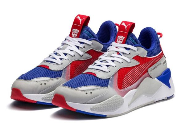 PUMA x Transformers Sneaker-Collection