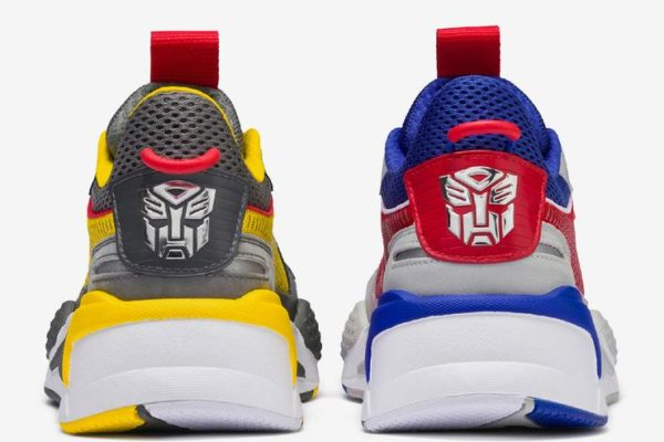 PUMA x-Transformers-Sneaker-Collection
