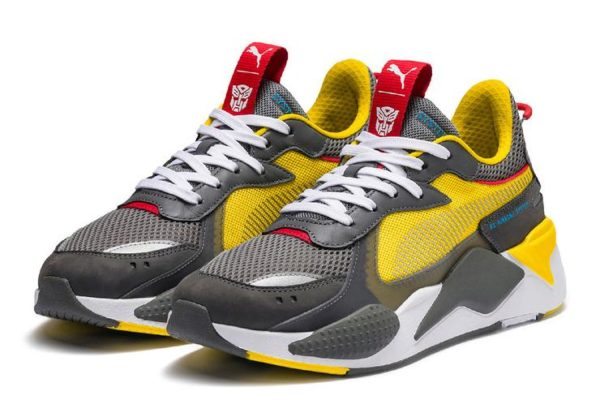 PUMA x Transformers Sneaker Collection Prossimamente