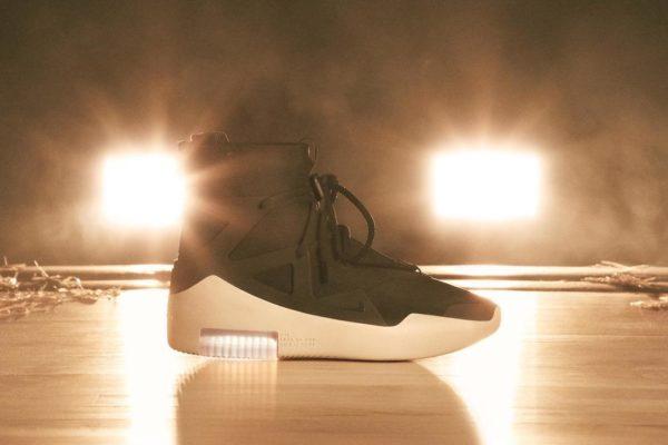 Nike Air Fear Of God di Jerry Lorenzo in arrivo a dicembre2