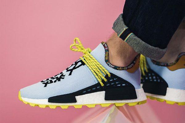 Pharrell x Adidas NMD Hu Inspiration Pack