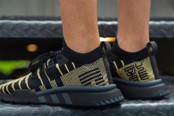 Sembra che ci potrebbero essere otto scarpe da ginnastica totali nella collezione DBZ x Adidas-