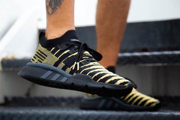 Sembra che ci potrebbero essere otto scarpe da ginnastica totali nella collezione DBZ x Adidas–