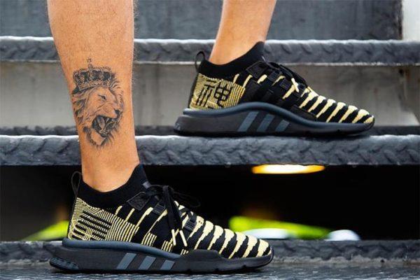 Sembra che ci potrebbero essere otto scarpe da ginnastica totali nella collezione DBZ x Adidas