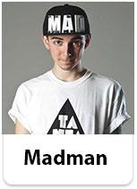 Madman biografia