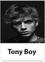 Biografia rapper TonyBoy